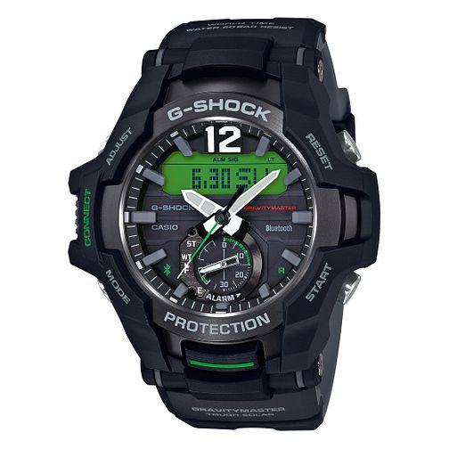 Casio G-Shock Gravitymaster Bluetooth Solar Powered Watch £134 at H.Samuel-with code