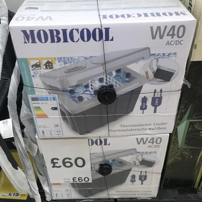 Mobicool W40 coolbox (Waeco) - £60 at Tesco instore