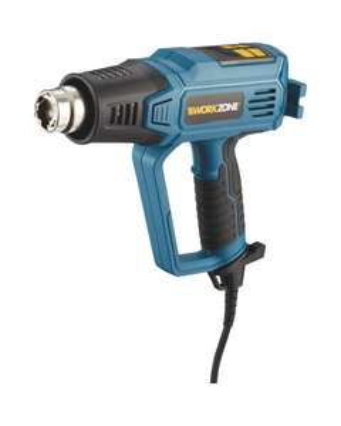 Workzone Digital Heat Gun & 3 Yrs Warranty & Free Delivery, £24.99 @ Aldi