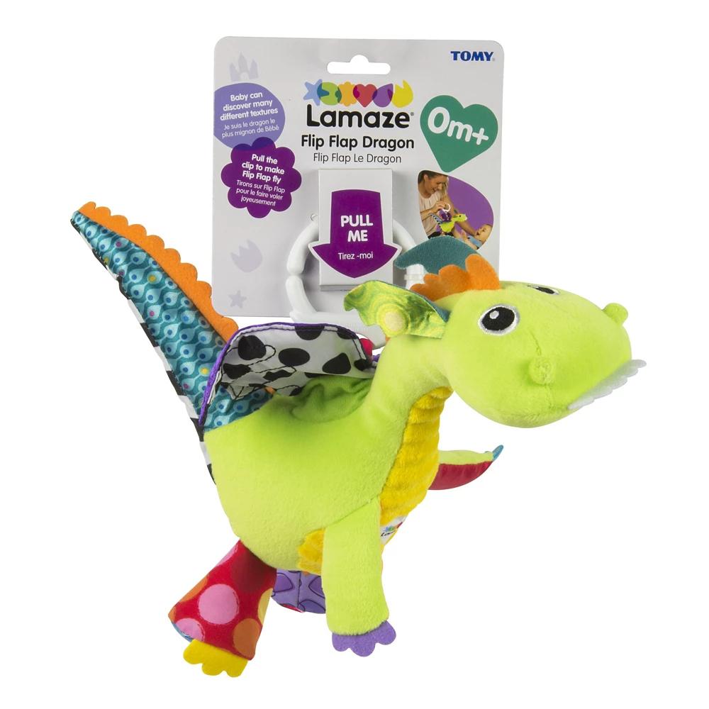 Lamaze Flip Flap Dragon £7.50 delivered with code @ Debenhams online