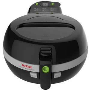 Tefal Actifry Traditional (4 Portions), Air Fryer, 1400 W, 1 Kg Capacity, Black  £89.99 Prime/£116.99 non Prime