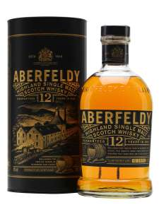 Aberfeldy 12 Year Old 70cl Highland Single Malt Scotch Whisky - £23.98 at Costco
