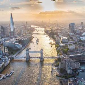 Travelodge London Central Tower Bridge or London Central City Road £22 (Saver rate - December date) @ Travelodge