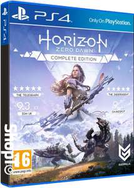 Horizon Zero Dawn Complete Edition (PS4) £15.85 Delivered @ Shopto