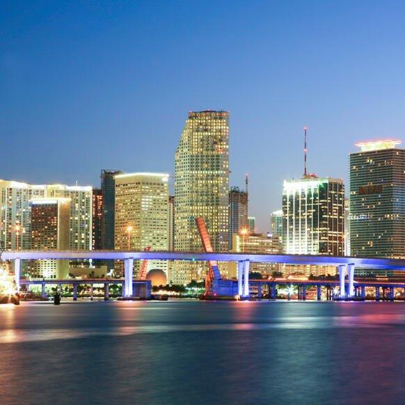 Direct return flight to Miami £231 (Sept - Dec departures / departing LGW / Virgin Atlantic) @ Skyscanner (LastMinute.com)