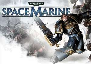 Warhammer 40000: Space Marine (Steam) for 1p with code @ Gamivo