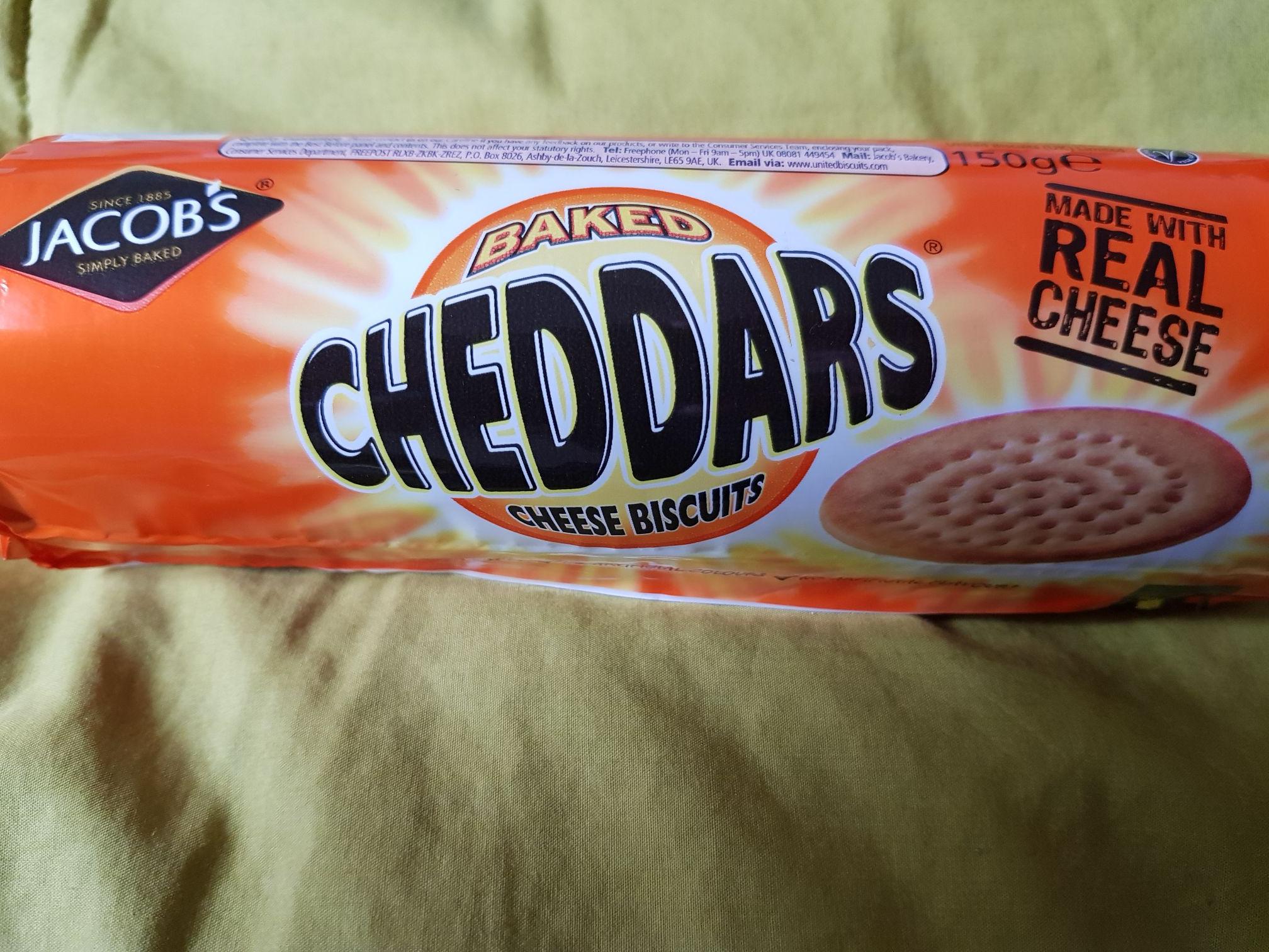 Cheddars half price (62p) instore at Sainsburys