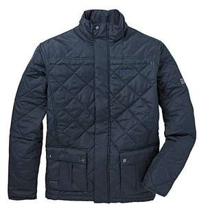 Men's Regatta Lachlan Quilted Jacket now £32 @ Fashion World!