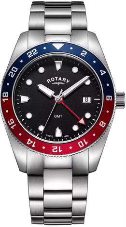 Rotary Men's Stainless Steel Bracelet Watch - £99.99 @ H Samuel