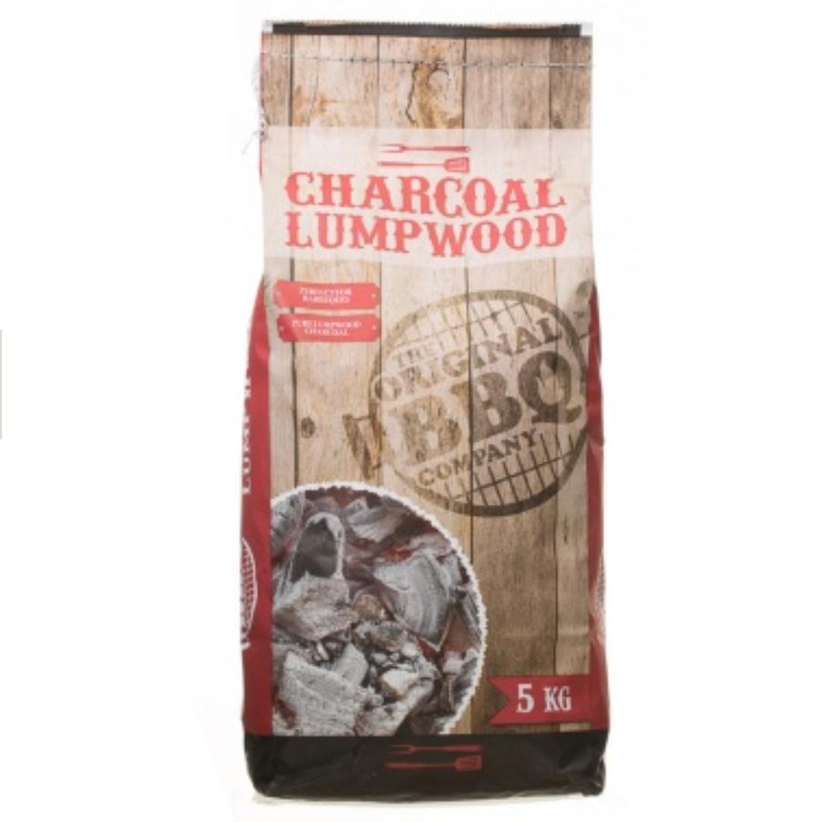 The Original BBQ Company Lumpwood BBQ Charcoal 5kg - £3.99 @ B&M