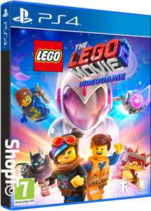 Lego Movie 2 Videogame (PS4) £14.85 Delivered @ Shopto