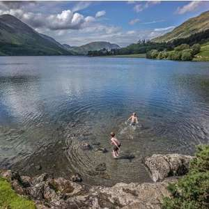 Free Wild Swimming an essential guide with best places to swim in the UK, rivers, lakes, waterfalls with water safety and tips