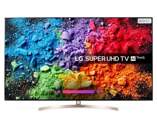 """LG 55SK9500P 55"""" 4K Super UHD HDR Smart LED TV - £749 @ Tekzone"""
