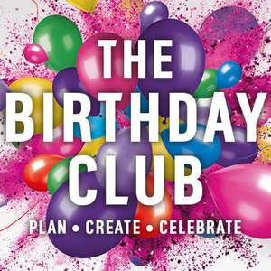 Join the Argos Birthday Club and Get a £5 Voucher for FREE @ Argos