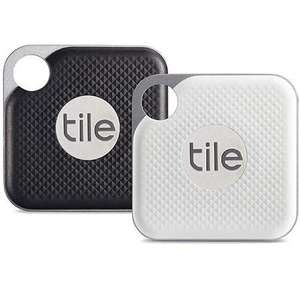 Tile Pro with Replaceable Battery - 2 pack (1 x Black, 1 x White) £34.99 Sold by Amazon