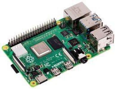 New RPI4-MODBP-1GB -  RASPBERRY PI 4 MODEL B, 1GB  from £33.07 @ Farnell Element14