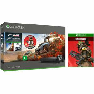 Xbox One X + Forza Horizon 4 & Forza Motorsport £294.70 / Switch + Super Mario Odyssey £247.20 / Solo console £223.20 @ AO eBay (with code)
