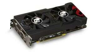 PowerColor Red Dragon Radeon RX 570 8GB GDDR5 Graphics Card £119.59 at Ebuyer/ebay-with code