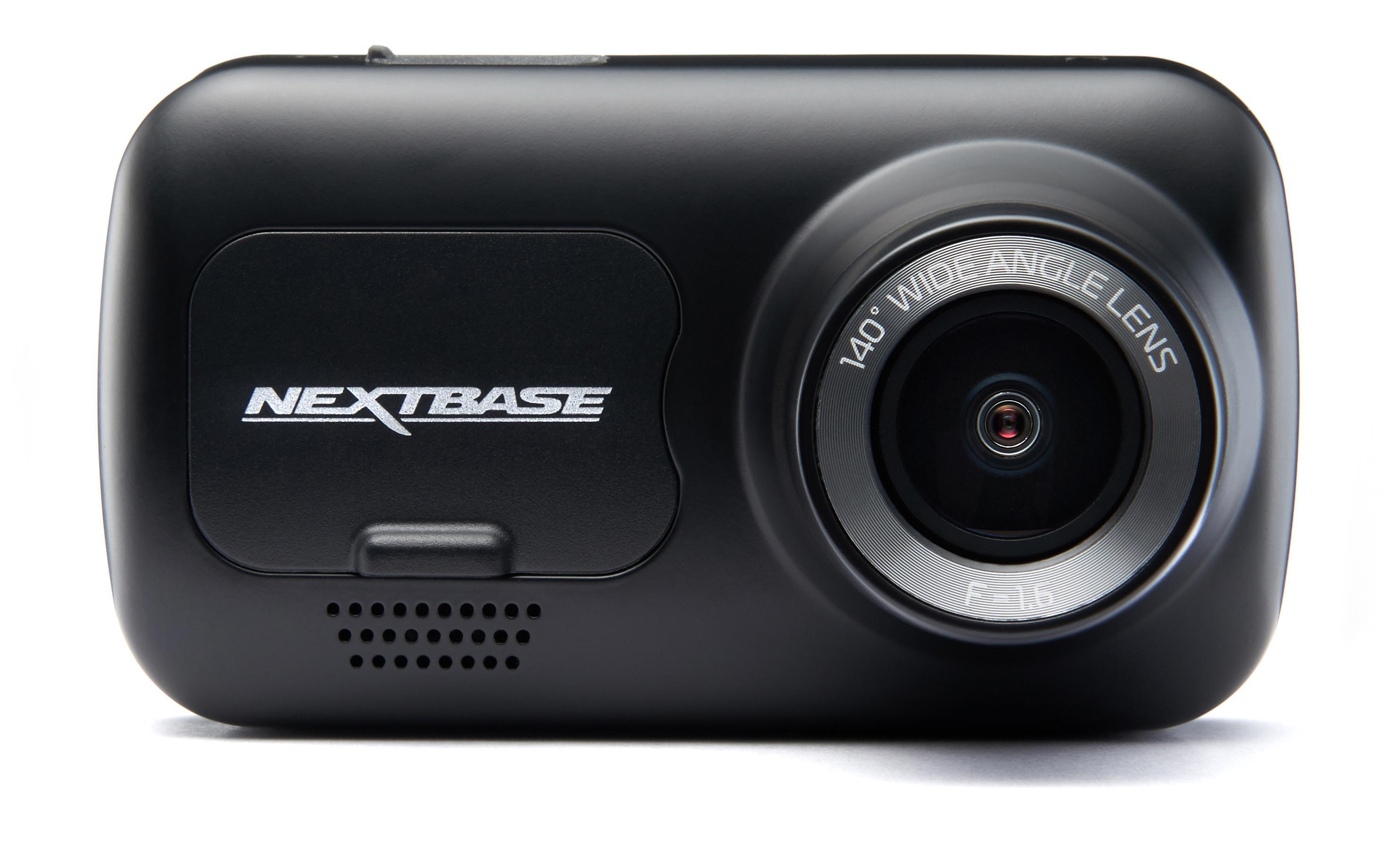Nextbase 222 Dash Cam 140° View Angle G Sensor Night Vision Full HD 1080p £44 at Halfords/ebay-with code
