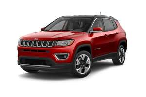 Jeep Compass PCH | £179.99 PM | £2159.86 Initial Rental | 10K Miles | £6,659.63 Total