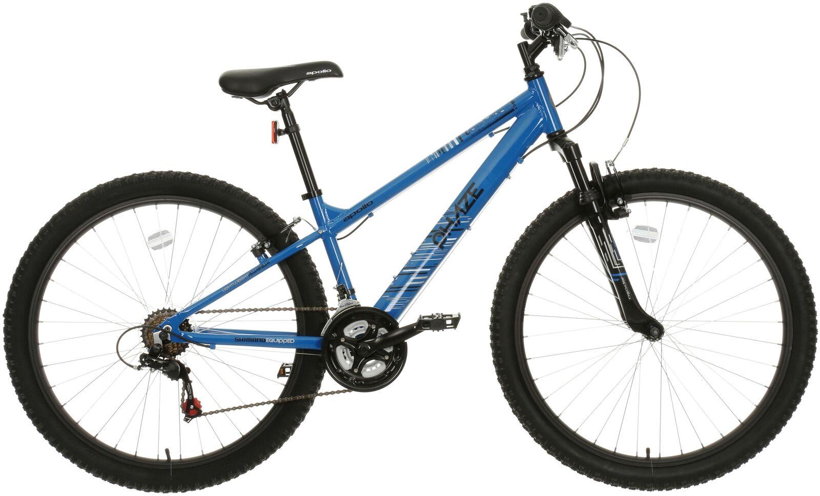 113d7fceb Apollo Phaze Mens Mountain Bike 26