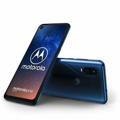 Motorola Moto One Vision 128GB Smartphone - Sapphire £234.52 @ Ebuyer Express