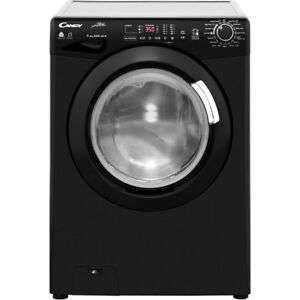 Candy washer and dryer GVSW496DBB Grand'O Vita Free Standing 9Kg A Black - £251 at AO eBay