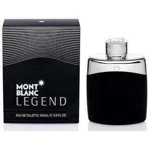 Mont Blanc Legend 100ml EDT Spray in retail sealed box £27.16 @ Perfume Shop Direct eBay