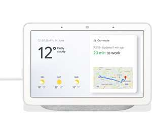 Google Home Hub Chalk Grey with 24 MONTHS Warranty + FREE delivery just £70 @ CeX online and in-store (grade B 2nd hand)