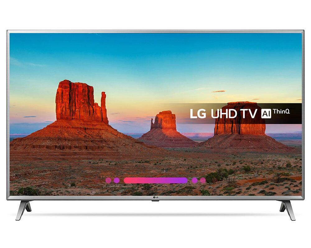 "LG 43UK6500PLA 43"" ULTRA HD 4K TV x4 HDMI x2 USB for £247.20 delivered @ Crampton & Moore eBay"