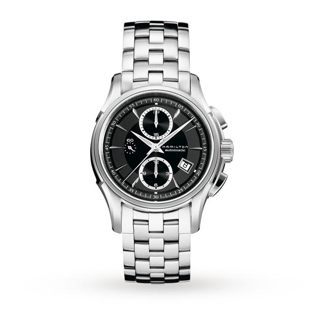 HAMILTON Jazzmaster Auto Chrono Watch H32616133 - £325 at Goldsmiths