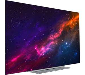Toshiba 55X9863DB 55 Inch 4K Ultra HD Smart OLED TV 4 HDMI £724 with code @ AO Ebay