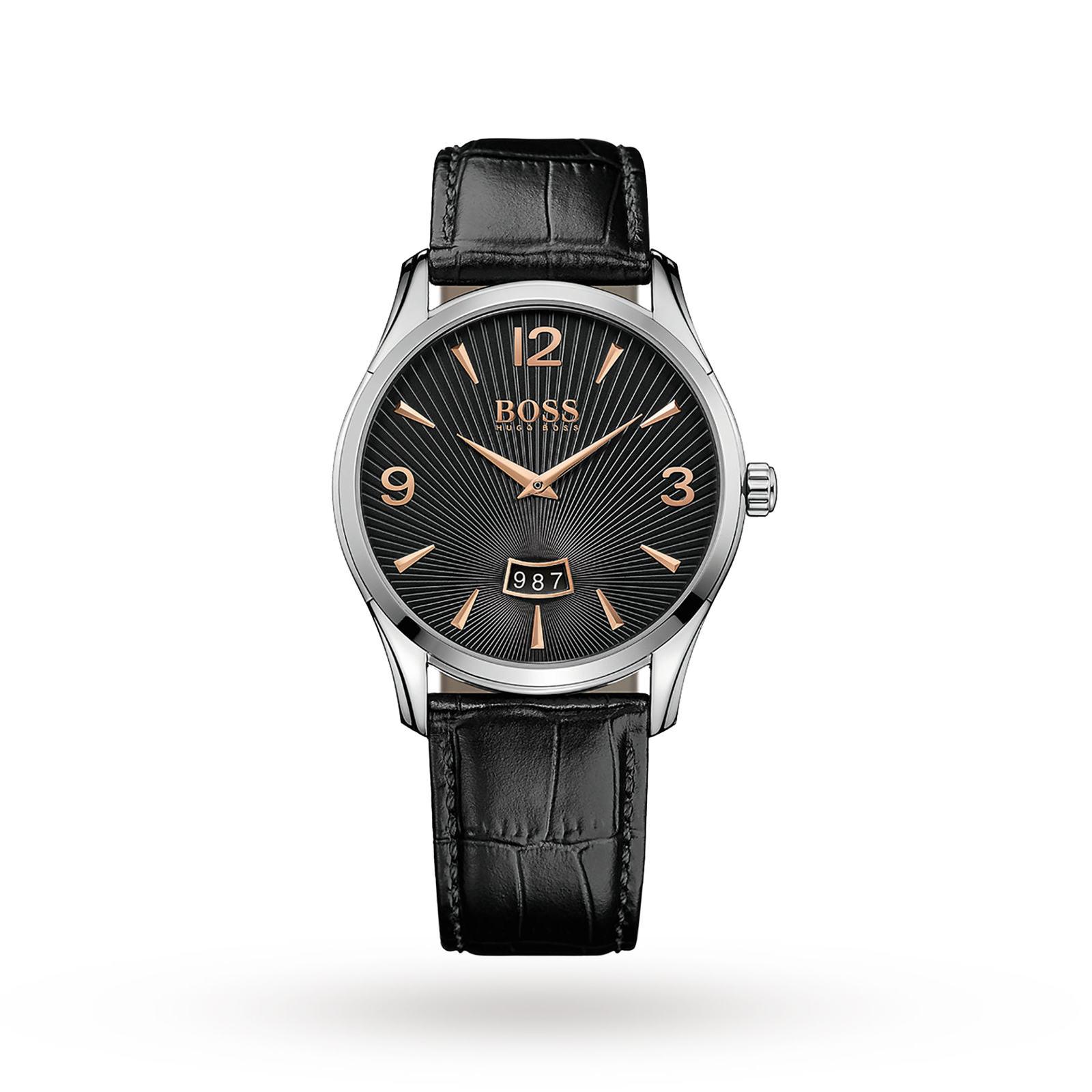 HUGO BOSS BOSS Black 1513425 Commander Watch was £149 now £70 at Goldsmiths