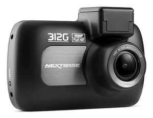 Nextbase 312G 1080p Dash Cam £39.96 delivered with code @ Ebay / velocityelectronics