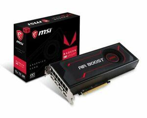 MSI Radeon RX Vega 56 Air Boost 8GB OC HBM2 Graphics Card - £201.32 at Ebuyer / eBay