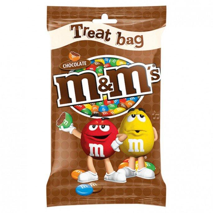 M&M'S 77G Chocolate Treat Bag , Now 29p @ Poundstretcher