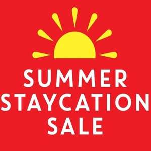 10% off Travelodge stays between 6th July until 25th September