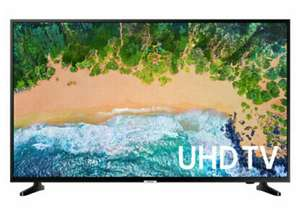 """Samsung UE55NU7021 55"""" Ultra HD certified HDR Smart 4K TV £324 with code @ Crampton and Moore Ebay"""