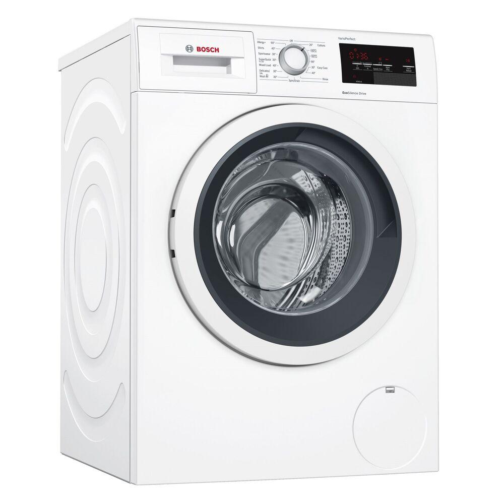 Bosch Serie 6 WAT28371GB 9kg 1400rpm Freestanding Washing Machine In White £364 @ thewrightbuyltd eBay (Possible cashback!)