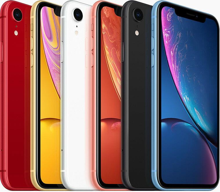 Apple iPhone XR 64GB | Orange | In A Good Condition | Vodafone Smartphone | £464.99 @ Music Magpie Ebay