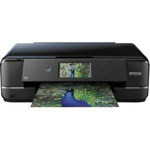 Epson Expression Photo XP-960 Inkjet Printer Black - £150.40 @ Ebay/AO