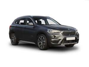 BMW X1 sDrive20i M Sport 5dr Step Auto - £265.75 Inc. VAT x 35 months (Initial Payment £2,391.75 Inc. VAT) @ What Car Leasing
