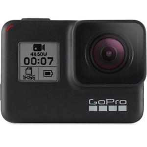 GoPro HERO7 Black Action Camera Waterproof - £255.20 from AO (via ebay)