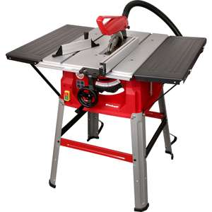 Einhell 2025 2000W 250mm Table Saw & Stand 230V - £99.98 at Toolstation