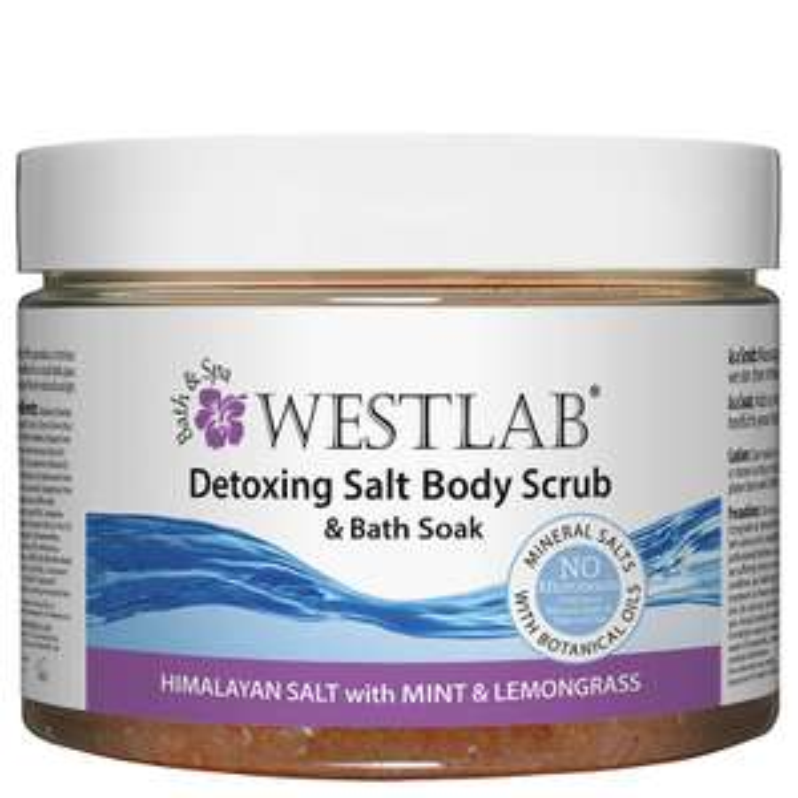 Westlab Detoxing Salt Body Scrub - £2.99 at Home Bargains