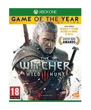 The Witcher 3 Wild Hunt - Game of the Year Edition Xbox One £12.85 delivered @ Base