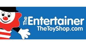 Save £5 On a selection of toys @The entertainer  Free C&C Online Only