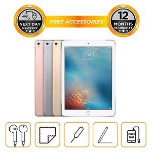 Ipad Pro 1st Generation (Grade A) 9.7'' Wi-Fi & Cellular Unlocked - Rose Gold - £191.99 (With Code) @ eBay / hitechelectronicsuk