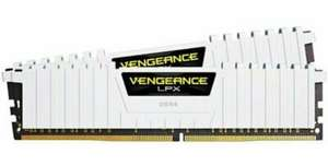 CORSAIR VENGEANCE LPX 32GB (4x8GB) DDR4 3000 MHz - White - £123.44 (With Code) @ Ebay/Ebuyer (USE CODE) ADD TWO IN QUANTITY!