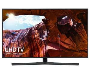 "Samsung UE43RU7400 43"" Dynamic Crystal Colour HDR Smart 4K TV £374 with code @ Crampton & Moore Ebay"